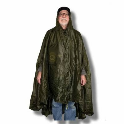 Best Rain Ponchos 2019 Six Moon Designs Gatewood Cape