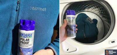 2-how-to-use-waterproofing-spray-Fleece-Polar-Wash