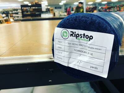 ripstop by the roll Fabric roll