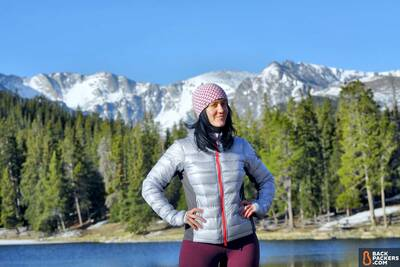 best down jackets Canada-Goose-Hybridge-Lite-Jacket-review-mountains-featured-with-watermark