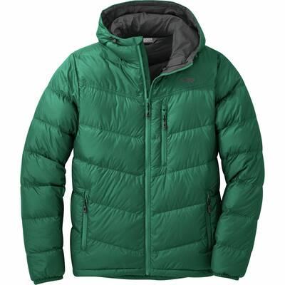 best down jackets Outdoor Research Transcendent Hoody men