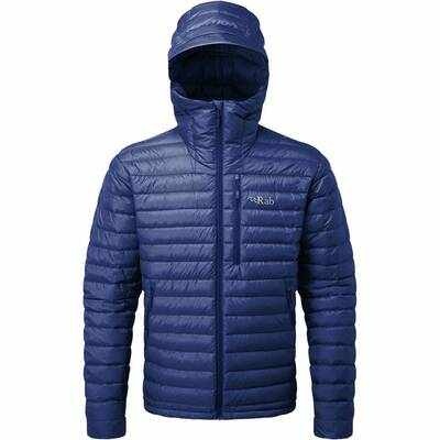 best down jackets Rab Microlight Alpine Jacket