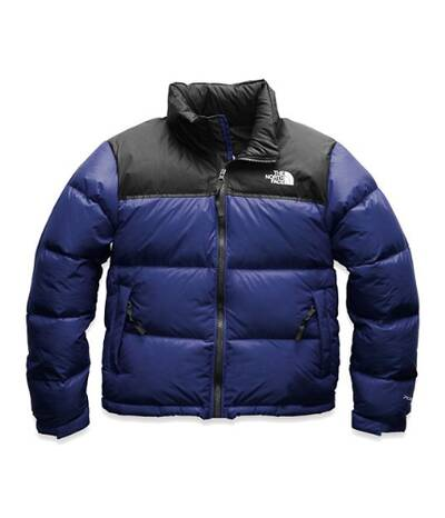 best down jackets The North Face Nuptse women 1