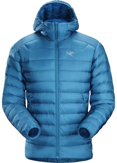 best down jackets arcteryx Cerium-LT-Hoody-Deep-Cove