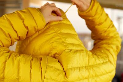 best down jackets backpackers guide to down jackets hood toggle