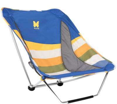 best backpacking chairs Alite Mayfly Chair