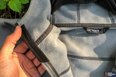 Arc'teryx-Fortrez-Hoody-review-interior-fleece-fabric