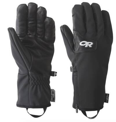 best outdoor research gloves stormtracker gloves