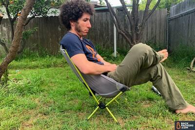 1-Helinox-Chair-Zero-review-sitting-in-chair-legs-crossed