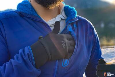 best outdoor research gloves Outdoor-Research-PL-Sensor-150-logo