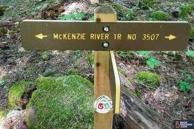 Granite-Gear-Crown-2-60-review-Mckenzie-River-Trail