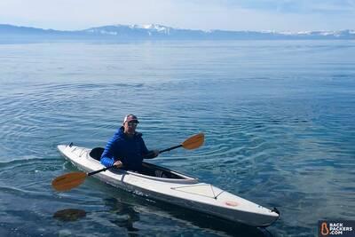 Rab-Microlight-Alpine-review-kayaking-up-close