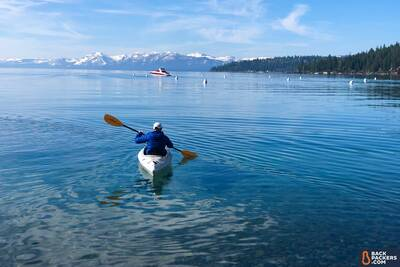 Rab-Microlight-Alpine-review-kayaking-with-snow-1