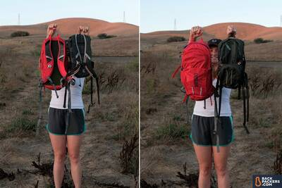 best day packs 1-Camelbak-MULE-review-comparison-of-sizes-2