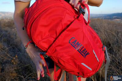 Camelbak-MULE-review-front-of-pack
