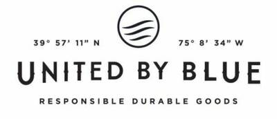 moosejaw sustainability feature united by blue logo