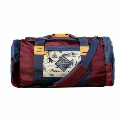 sustainability matters moosejaw united by blue arc duffel