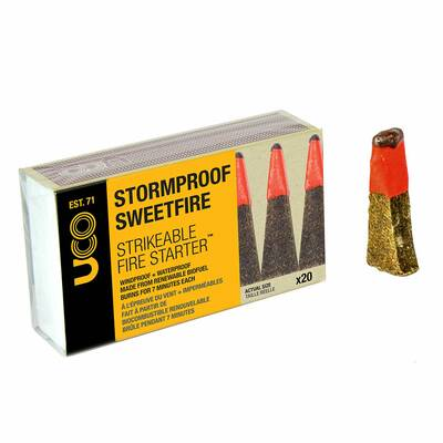 UCO Stormproof Sweetfire Strikeable Matches