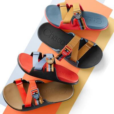 chaco chillos new colors