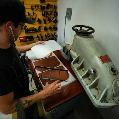 Outdoor Gear Builders industry nine manufacturing