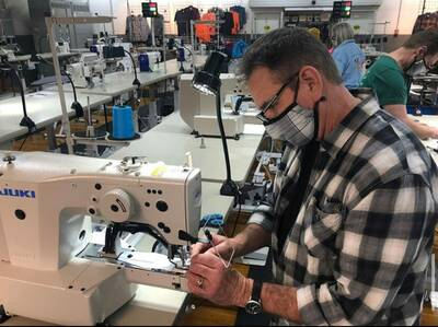 Outdoor Gear Builders kitsbow sewing
