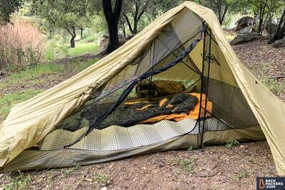 REI_Flash_Air_2_Tent_tent_with_two_sleeping_pads_and_pack