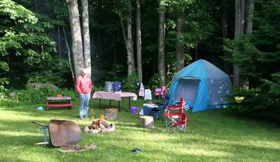backyard camping guide abigail Batchelder via flicker featured reduced