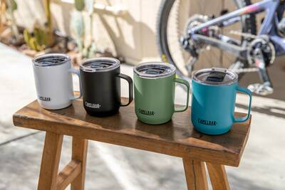 camelbak horizon camp mug collection