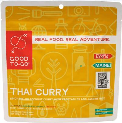 good to go thai curry