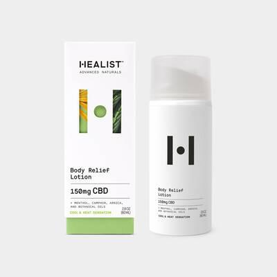 Healist Naturals CBD Lotion Cool-_-Heat_Relief-FRONT_5b708757-2f5b-4f72-acd0-c6f31524341d_1400x