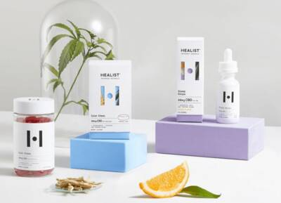 healist natural cbd products and plants