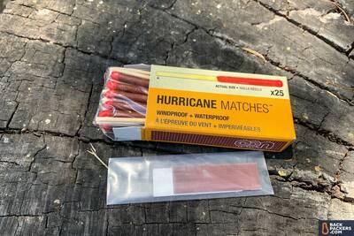 The-Nomadik-Subscription-Box-uco-hurricane-matches 2