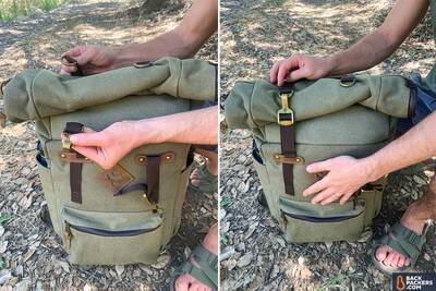 2-1-Revelry-Supply-Drifter-Bag-rolltop-strap-clip-1