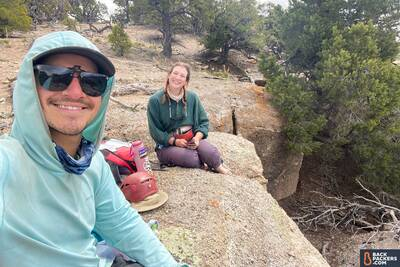 Kelty-Coyote-85-Seb-and-Hallie-wilderness-staff-in-their-natural-habitat-CedarMtnRecArea