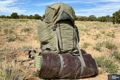 Kelty-Coyote-85-straight-on-packed