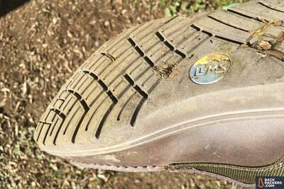 Lems Boulder Boots review Tread