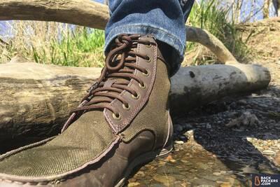 Lems Boulder Boots review laces