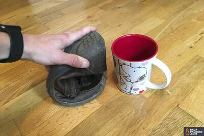 Lems Boulder Boots review packability