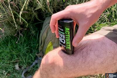 Muscle-MX-CBD-Balm-Bundle-leg-application 1
