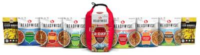 Readywise meal pack stock
