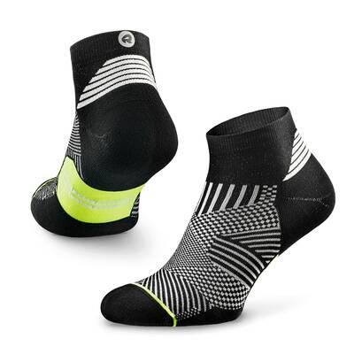 Rockay Flare socks Black lime single product