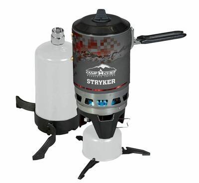 camp chef stryker 200 multi fuel