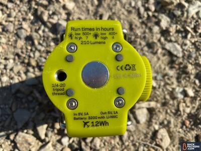 Goal-Zero-Lighthouse-Mini-Lantern-bottom-magnet-and-instructions