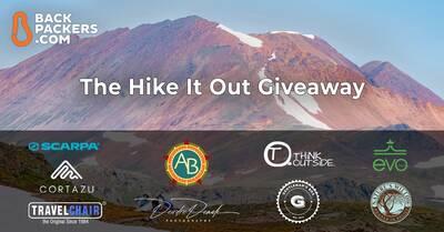 Hike It Out Giveaway Deirdre Denali 2 brand logos wide