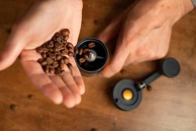 VSSL JAVA grinding beans