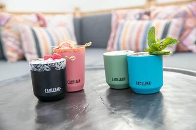 CamelBak Horizon collection mug cocktails