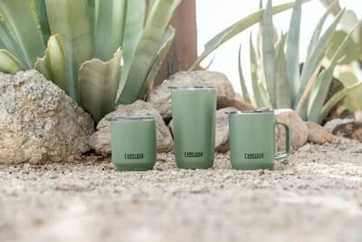 CamelBak Horizon collection tumblers and mugs