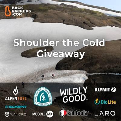 backpackerscom shoulder the cold giveaway 2020 snow image 1080x1080