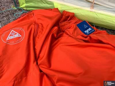 Ignik-Heated-Sleeping-Bag-Liner-logos-front