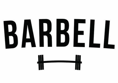 Barbell Logo square